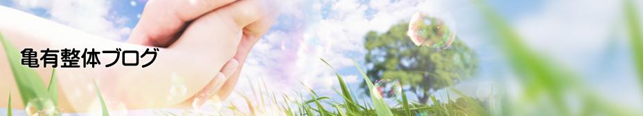 亀有整体院ブログ